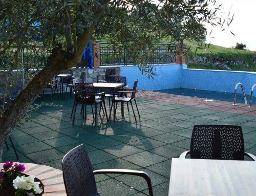 Bar – Cafeteria – piscina